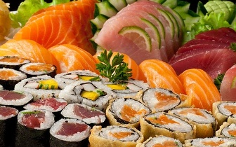 All You Can Eat de Sushi ao Jantar por 8,90€ em Alvalade!