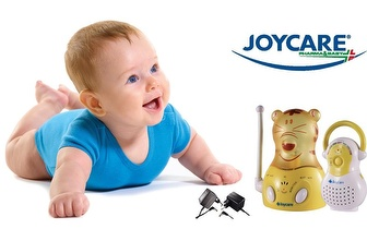 Intercomunicador da Joycare com luz e carregadores por apenas 18,50€!