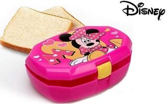 Caixa para sanduíches da Minnie oficial da Disney por 4,25€! Entrega em todo o país!
