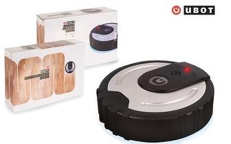 Robot Mop UBot por 19,90€: Limpe a sua casa de forma inteligente! Entrega em todo o país!