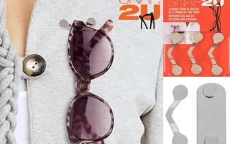 Snap2U: A maneira mais segura e prática de guardar os seus óculos por apenas 8,50€!