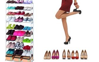 Sapateira para 30 Pares de Sapatos por 12,50€! Entrega em todo o país!