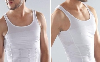 Fit & Slim para Homem por 12,50€: Reduza vários tamanhos instantaneamente! Entrega em todo o país!