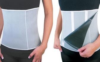 Sauna Belt Slimming Belt por 8,50€: Suporta, Alisa e Modela o seu Corpo!