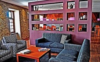 No magnífico Hotel Meira, Quarto duplo para 2 pessoas, com PA incluído, por apenas 27,50€