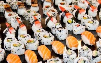 All You Can Eat Asian Food ao jantar por 7,90€ em Entrecampos!