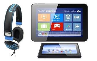 Tablet Engel 7' Android 4.0.4 com acesso direto a canais de TV por apenas 72,90€!