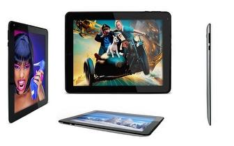 Tablet Topo de Gama Ibold 9,7' Quadcore por apenas 169€!