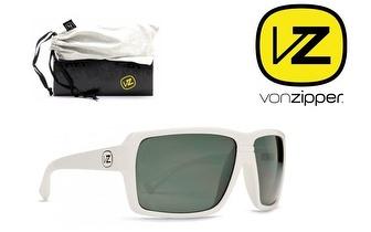 Óculos Von Zipper® Panzer Vintage Grey por apenas 19,50€!