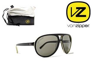 Óculos Von Zipper® Black Yellow por apenas 25€!