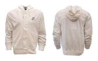 Casaco Nike Branco por apenas 23,50€!