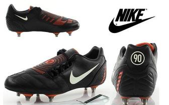 Entrega em todo o país: Chuteiras Nike Total 90 por 26,75€!