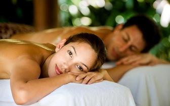 Massagem Romântica de Relaxamento para 2 pessoas, por 17€, em Setúbal!