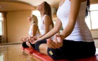 Inscrição + Mensalidade 1x/semana de Yoga&Pilates, por apenas 20€!