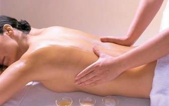 Para Elas: 2 Massagens Corpo Inteiro com Cromoaromaterapia + Reflexologia Podal por 19,90€!