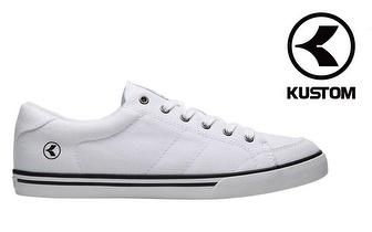 Ténis Kustom Brancos por apenas 32,90€!