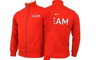 Casaco Nike Team com fecho por apenas 19,90€!