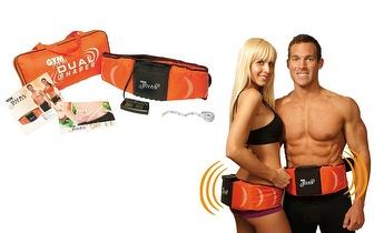 Gymform Dual Shaper - Cinto Vibratório e Estimulador por 35€!