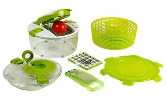 Sistema Chef Speedy: a maneira mais rápida de fazer saladas por 36€!