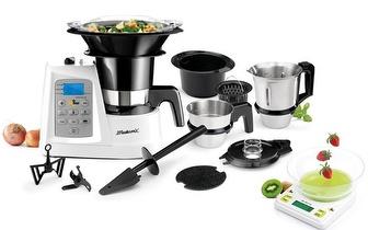 Robot de Cozinha Mastermix por 265€!