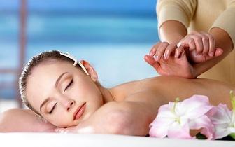 Massagem Relaxamento ao Corpo Inteiro de 45min com Óleos Essenciais por 19€, no Restelo!