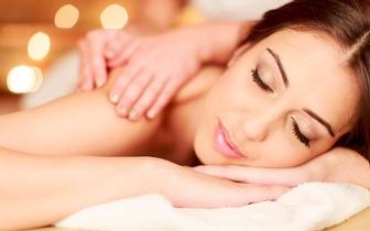 Massagem de Relaxamento de 45min por apenas 10€, na Maia!