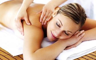 Massagem Relaxante ou Terapêutica, por apenas 17€!