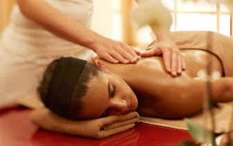 Massagem de Aromaterapia de 45min por apenas 12€, em Lisboa!