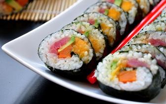 All You Can Eat de Comida Japonesa e Chinesa ao Almoço por apenas 8,50€, em Benfica!