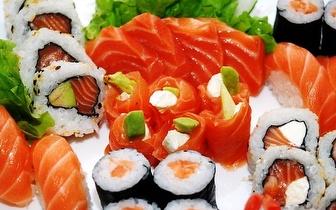 Sushi à Discrição: Almoço buffet de Comida Japonesa por 9,90€ na Expo!