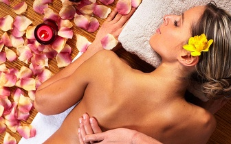 5 Massagens de Relaxamento ao corpo inteiro por apenas 25€ em Setúbal!