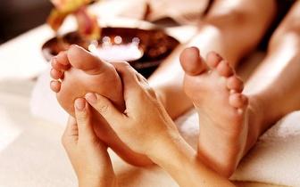 Massagem de Relaxamento + Reflexologia Podal Tailandesa por 14,90€, em Cascais!