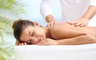 Massagem de Relaxamento + Reflexologia Podal Tailandesa + Massagem Terapêutica por 19,90€, em Cascais!