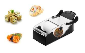 Máquina de enrolar peças de sushi Perfect Roll por apenas 8€!