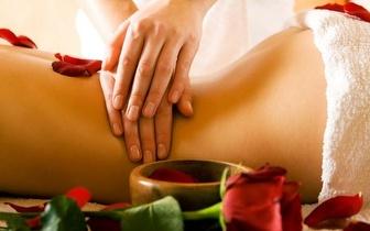Floral Massage: Desperte uma sensação de conforto e relaxamento total por apenas 19€!