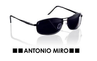 Óculos de Sol António Miro para Homem com estojo por 11,95€! Entrega em todo o País!
