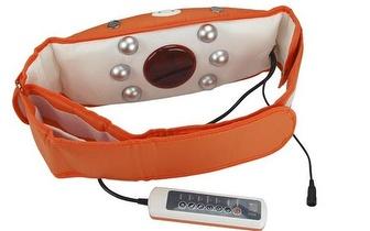 Turbogym: Cinturão de Massagem + Função de Sauna por 59€!