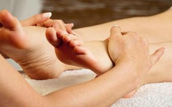 Padabhyanga: Massagem Calmante aos Pés de 30 min por apenas 14,90€!