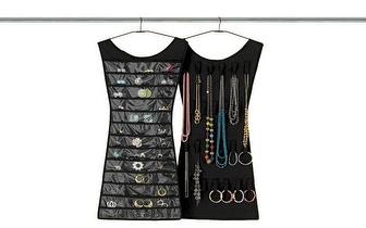 Vestido organizador de Jóias e Bijutarias por 6€ com entrega em todo o país!