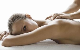 Massagem Terapêutica às Costas por apenas 17,50€, em Braga!