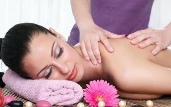 Massagem de Relaxamento localizada por 14,99€, em Sete Rios!