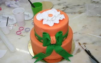 19 e 26 de Abril: Workshop Cake Design Nível 1 + Nível 2 por 63€ no Porto!
