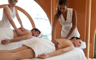 Massagem a Dois de 60min por 38€, em Lisboa!