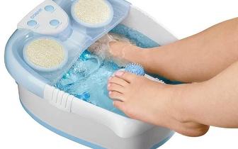 Tratamento Drenagem Linfática Ionic Detox Foot Spa, por apenas 10€!