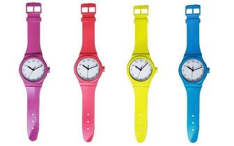 Relógio de Parede em 4 Cores por 17,50€, com envio para todo o país!