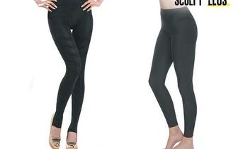 Leggings Modeladoras Sculpt Legs por 18,95€ com envio para todo o país!