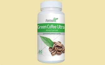 Experimente o Green Coffee Ultra por 10,50€!