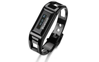 Descubra as Maravilhas desta elegante Bracelete-Relógio Bluetooth por 55€!