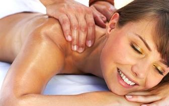 48% Desconto em Massagem Exclusiva Deeplyzen Moment!