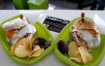 Menu Tardes de Verão Gourmet para 2 pessoas por 14€, na Fonte da Telha!